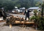 日 후쿠오카 등 물폭탄 43…