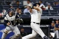 (영상) 최지만, 양키스 유니폼 입고 2경기 연속 홈런