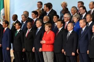 """G20, 비공개 회의서 """"북한 도발 큰 우려""""…폐막성명에는 미포함(종합)"""