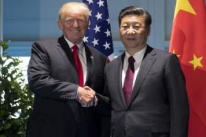 """시진핑, '북에 화염' 트럼프에게 """"대화로 해결해야"""""""