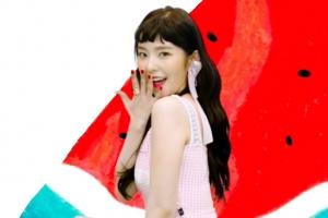 과즙미 팡팡…레드벨벳 신곡 '빨간 맛' 인기