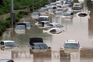 CSI 뺨치게… '물 먹은 車' 한 눈에 알아보는 법