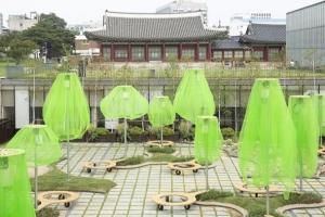 국립현대미술관 서울관에 인공숲이 들어섰다?