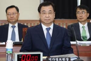 """국정원 """"북한 미사일, 재진입 확인 안돼…ICBM 기술 미확보"""""""