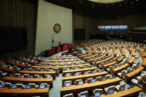 야 3당 불참으로 임시국회 본회의 무산(종합)