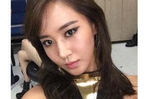 [포토] 소녀시대 유리, '팜므파탈' 고혹미 발산