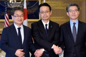 """한·미·일 6자 수석 회동 """"북 ICBM에 안보리 제재 등 단호하게 대응할 것"""""""
