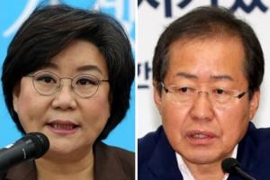 """이혜훈 """"홍준표식 개혁은 결국 자유한국당 자멸 초래할 것"""""""