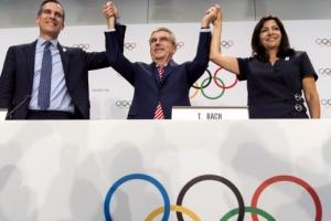 파리와 LA 2024·2028년 올림픽 개최 '형님 먼저 아우 먼저'