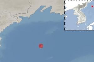 """북한 동해상에서 규모 6.3 지진 발생…미국 """"핵실험 아니다"""""""