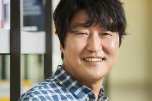 """송강호 """"비극에서 희망 찾은 건 늘 평범한 얼굴이었죠"""""""