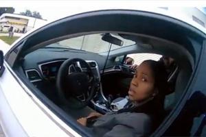 이유없이 흑인 女검사 차량 멈춰세운 백인경찰, 해명에 쩔쩔