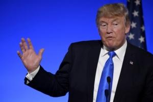 """트럼프 """"한 미 FTA 개정해야…끔찍한 거래"""""""