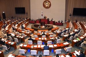 [서울포토] 국회 예산결산특별위원회 전체회의 개의
