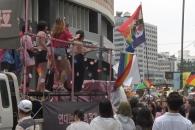 [현장] 제18회 퀴어문화축제…동성혼 합법화 목소리