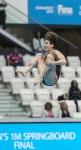 세계수영선수권, 女 다이…