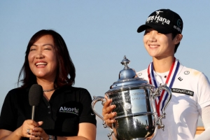 박성현, 어머니 '잘했다' 말에 왈칵 쏟아진 눈물
