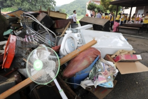 충북교육청, 폭우 피해 학생에 수업료·교복비 지원