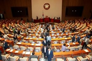 추경·정부조직법 국회 본회의 처리 무산…19일 재시도 전망