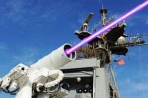 [영상] 미해군, 레이저무기 첫 실전 배치...위력을 보니