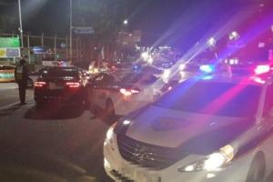 강남서 단속 피해 도망친 '난폭 운전자'…8분 동안 '벌점 325점'