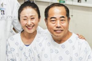 피보다 진한 부부애, 신장이식 수술 성공