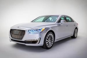 '제네시스 G90' 美품질만족 1위… BMW 제치고 고급차 부문 평정