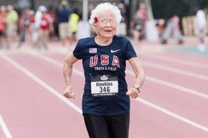[핵잼 라이프] 100m 40초 12… 편견 거슬러 달린 101세 할머니