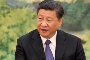"""시진핑, 김정은에 답전 """"새 관계발전 기대""""… 北·中에도 훈풍?"""