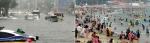 수도권 '물폭탄' 오후 소…