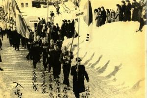 1948년 한국 선수 3명 동계올림픽 첫 출전