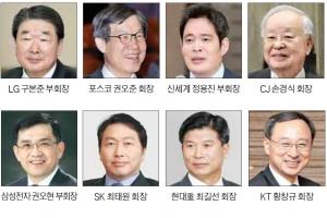 文대통령·재계, 홀·짝수 그룹으로 나눠 만난다