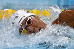 박태환, 자유형 200m 결승서 8위…준결승보다 저조한 성적