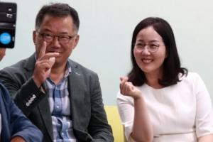 [포토] 김현아 자유한국당 의원, 바른정당서 열린 '남원정 앵콜쇼' 참석