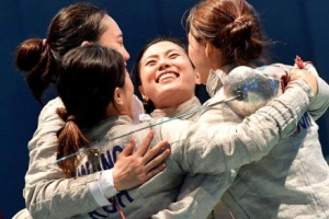 여자 사브르도 세계선수권 첫 메달… '펜싱 코리아' 인증