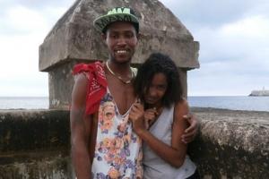 [그 책속 이미지] 여행객 사로잡는 순수한 쿠바인