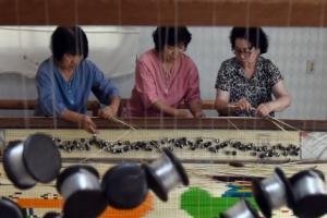 [포토 다큐] 씨줄에 얽힌 전통의 향… 날줄에 설킨 장인의 얼