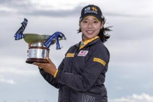 [포토] 이미향, LPGA 스코틀랜드 여자오픈 역전 우승