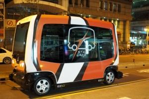대만에 자율주행버스 등장