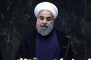 """이란 4년 더 이끄는 로하니 """"美 핵합의안 위반… 대응"""""""