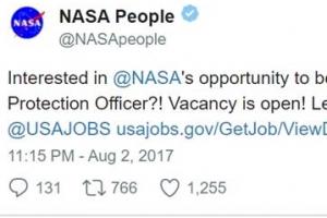 """[유용하 기자의 사이언스 톡] """"행성 보호관 뽑아요""""… NASA, 영화 같은 구인 광고"""