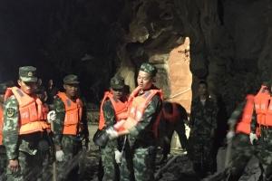 中 쓰촨성 지진, 여진 우려…주자이거우 관광객 소개 작전