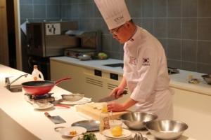 국제한식조리학교서 직접 요리…1일 체험 실시
