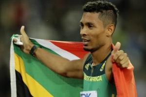 판니커르크 400m 우승…존슨처럼 2관왕 '예약'
