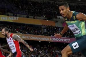 굴리예프 남자 200m 깜짝 우승, 판니커르크 1000의 1초 차 銀