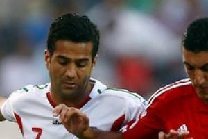 """이란 정부 """"이스라엘 상대한 쇼자에이 등 대표팀 영구 배제"""""""