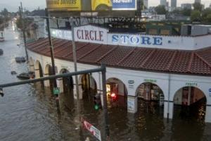 카트리나 악몽 다시…美뉴올리언스 12년 만에 또 홍수