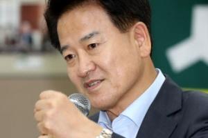 """정동영 """"당 지지율 20%→5%…안철수, 나쁜 지도자"""""""