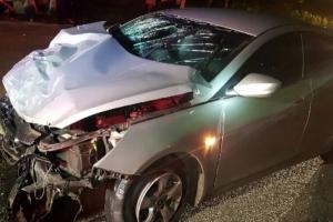 전남 함평서 택시·승용차 충돌 교통사고…40대 남성 승객 1명 사망
