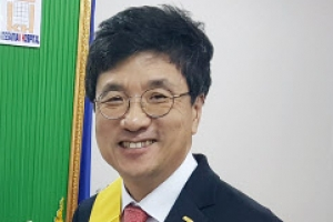 서교일 총장 '캄보디아 훈장'